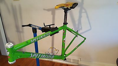 RARE 1998 Specialized S-Works  Mountain Bike Frame S Works Made in USA