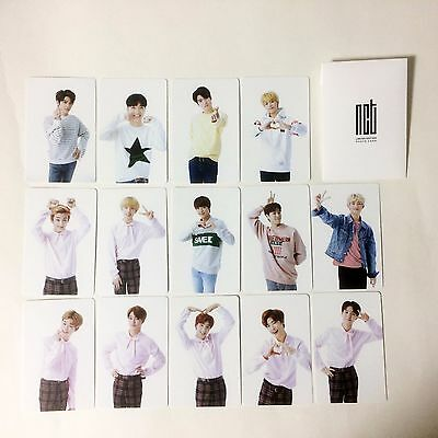 [Limited] SM TOWN COEX Artium SUM Official NCT Cheer Event Photocard Full Set