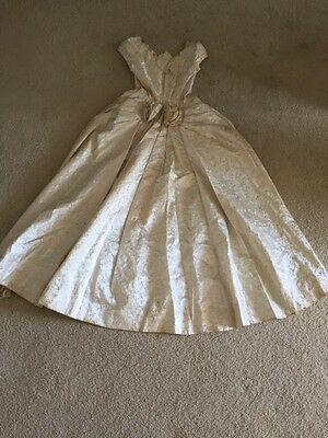 Original 1950s Wedding dress