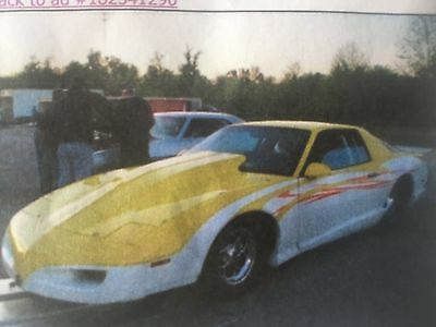 1991 GTA Firebird Race Car