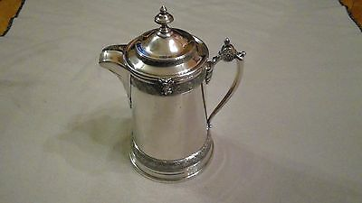 antique Reed & Barton Silver Plate  WATER PITCHER  LARGE