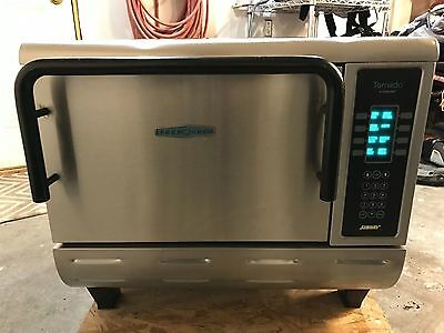 TurboChef Tornado 2 High Speed Commercial Convection Microwave Oven NGCD6
