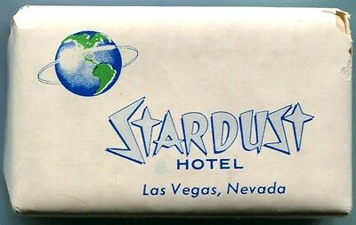 Las Vegas Nv STARDUST Casino Soap Bar 1950s/60s