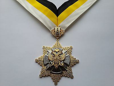 ORDER Russian  Imperial House of Romanov Grand Order of Most High modern