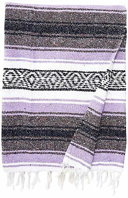 Authentic Mexican Falsa Blanket Mixed