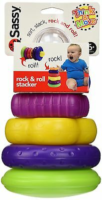 Sassy Rock and Roll Ring Stacker New