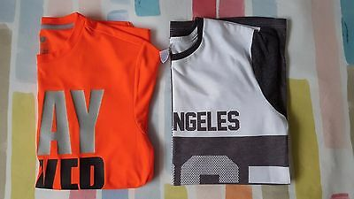 Boy's T-Shirt Pack. 2 x T-shirts. Size 12. Old Navy & Target. Great condition!