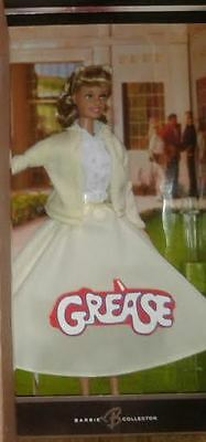 sandy Grease 2004 Yellow dress Barbie Doll Olivia Newton John collector edition