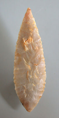 """Neolithikum   Superbe Pfeilspitze   """"The Best of...- Collection""""   Niger  3758"""