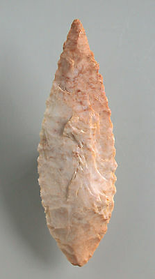 """Neolithikum   Superbe Pfeilspitze   """"The Best of... - Collection""""   Niger  1343"""