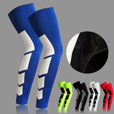 Sports Knee Support Protective Gear Neoprene Sleeve Compression Brace UKMES