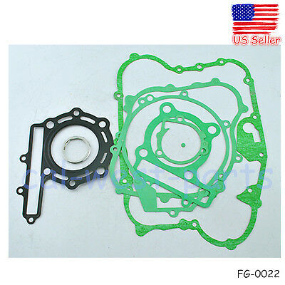 Complete Engine Gasket Kit Set 6 PCS Fits KAWASAKI KLR250 KL250 1985-2005 US  e3
