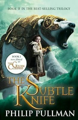 His dark materials: The subtle knife by Philip Pullman (Paperback)