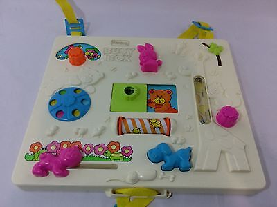 Playskool Vintage 1980 Musical Busy Box Toy