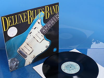 Deluxe Blues Band Self Titled Nice Album