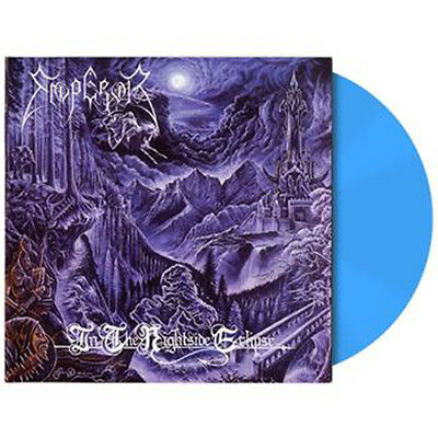 EMPEROR - In The Nightside Eclipse [New & Sealed] 2017 Re-Issue [BLUE VINYL]