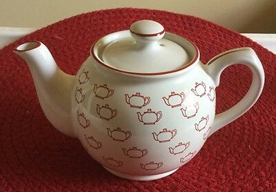 Sadler England Small Teapot Made in England