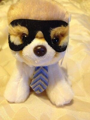 GUND Bitty Boo - Itty Bitty Boo - Nerdy Boo - The Worlds Cutest Dog - 6 Of Them.