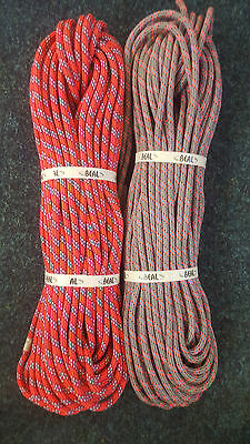 Beal Ice Line 8.1mm 60m Golden Dry Climbing Rope (Not Unicore) RRP £255