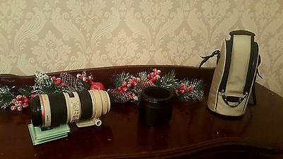 Canon EF 70-200mm f/2.8 L IS II USM Lens with UV Filter    BEST PRICE EVER