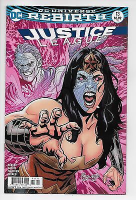 Justice League #13 - Rebirth Variant Cover (DC, 2017) - New/Unread (NM)
