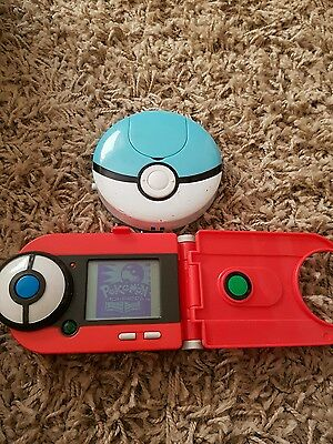 Pokedex game with an extra thing, they connect