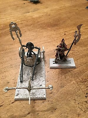 Warhammer Age Of Sigmar Tomb Kings Settra The Imperishable Chariot, Converted