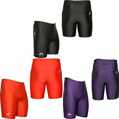 More Mile Boltz Mens Sprint Running / Gym / Exercise Shorts S,XL