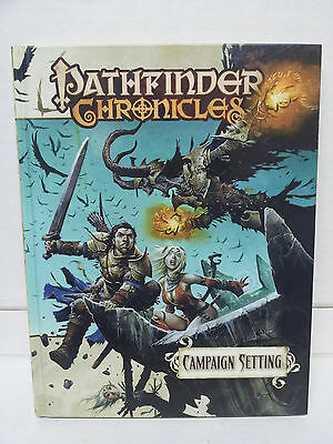 Pathfinder Chronicles Campaign Setting by Erik Mona (2008, Game)