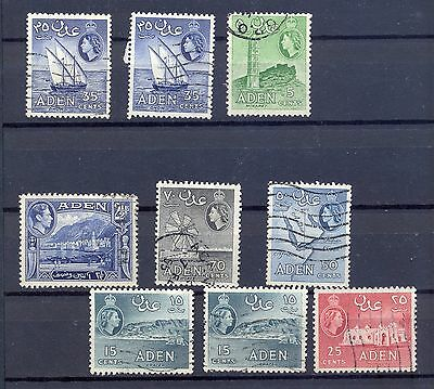 Aden old Stamp  look scan     Lot