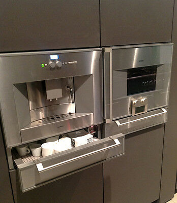 Gaggenau CM 200-110 Built-in Automatic Espresso Coffee Maker -- Immaculate