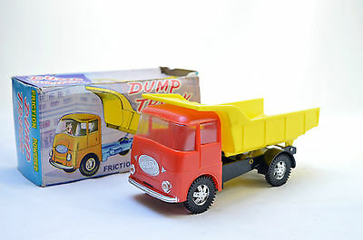 Erf  Friction Drive Dump Truck