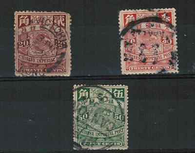 Chinese Imperial Post  A17