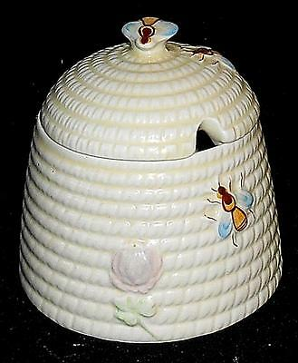 Vintage Beswick Bee Honey Pot