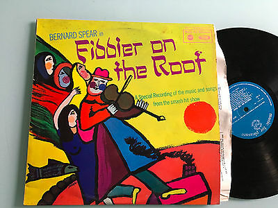 LP  Bernard Spear With Alyn Ainsworth & His Orchestra* – Fiddler On The Roof L
