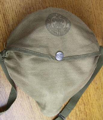VTG Mess Kit Boy Scouts Camping Hiking Dishes Cup Pan Pot Plate