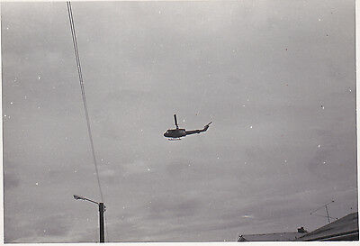 Vietnam Photo- Army Helicopter Crewman w/17th AIR CAV & 237th DMZ DUSTOFF #89