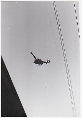 Vietnam Photo- Army Helicopter Crewman w/17th AIR CAV & 237th DMZ DUSTOFF #92