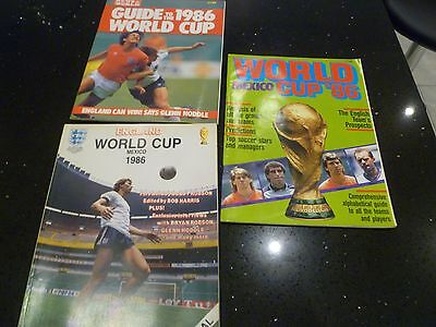 1986 Football world cup guides