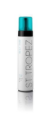 St. Tropez Self Tan Bronzing Mousse, 8 fl. oz, NEW & SEALED With Mitt