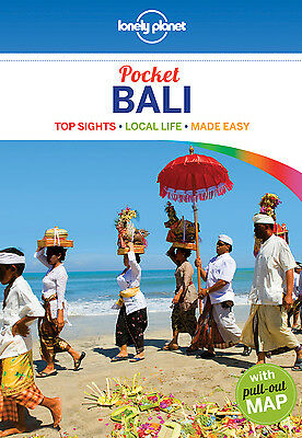 Lonely Planet POCKET GUIDE BALI 4 (Travel Guide) - BRAND NEW PAPERBACK