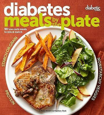 Diabetic Living Diabetes Meals by the Plate: 90 Lo