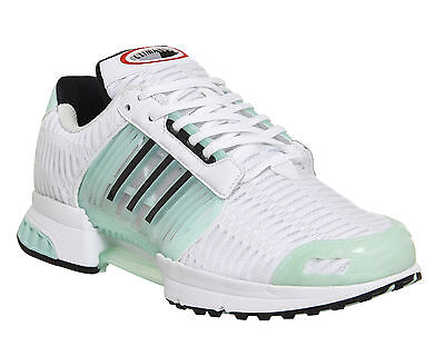 Adidas Climacool 1 WHITE ICE GREEN Trainers Shoes