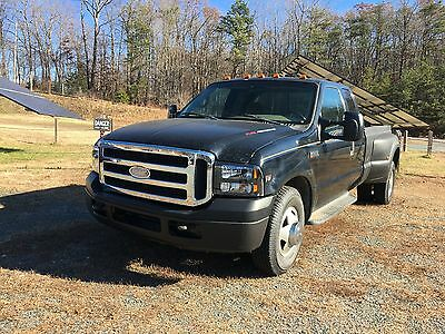1999 Ford F-350 XLT 1999 Ford F350 7.3 Powerstroke Dually 6 Speed