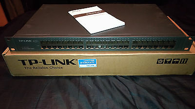 TP-LINK TL-SG1048 SWITCH 48 PORTS 10/100/1000 mb/s
