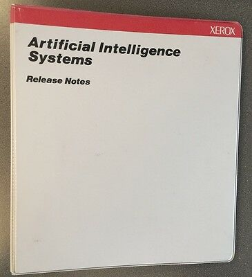 1985/6 XEROX Artificial Intelligence Systems Interlisp-D Release Notes KOTO