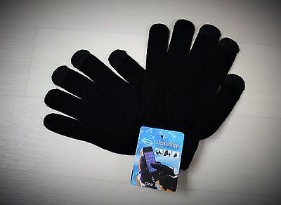 Gants compatible I PHONE  °°° TOUCH  GLOVES °°°° Taille U  Neuf   °°°F29B°°°°