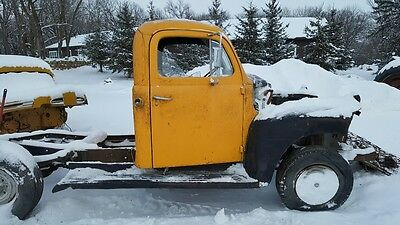1951 Ford Other Pickups NA 1951 FORD PICKUP  5 STAR CAB EXTRA CAB