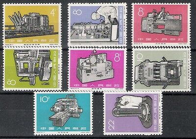 Cina/China 1966 Industrial Products - Serie nuova Illinguellata - New MNH