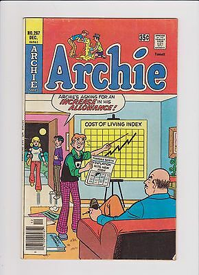 Archie Comic Series! Archie! Issue 267!